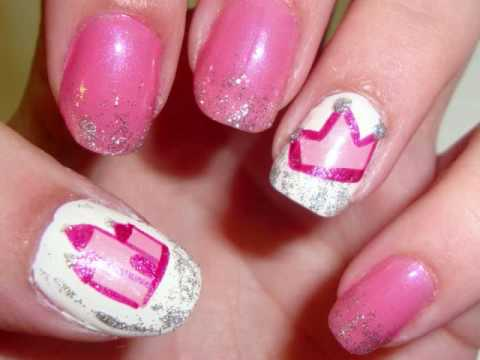This pink princess nail art is perfect the next time your little this pink princess nail art is perfect the next time your little girl wants you to paint her nails prinsesfo Choice Image