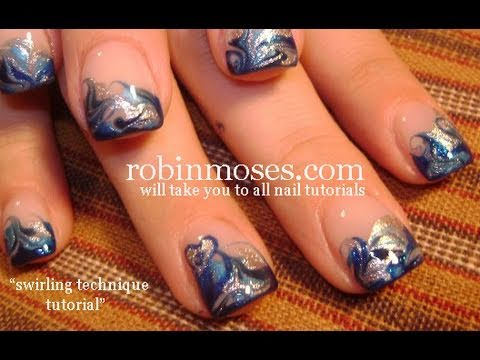 Nail Art Designs Marble No Water Hession Hairdressing