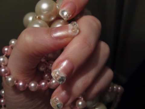 Learn How To Created These Anese Hime Gyaru Inspired Nails