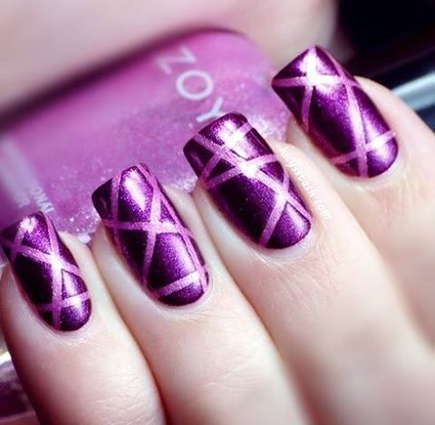 10 Adorable Nail Art Designs That Are Too Hot