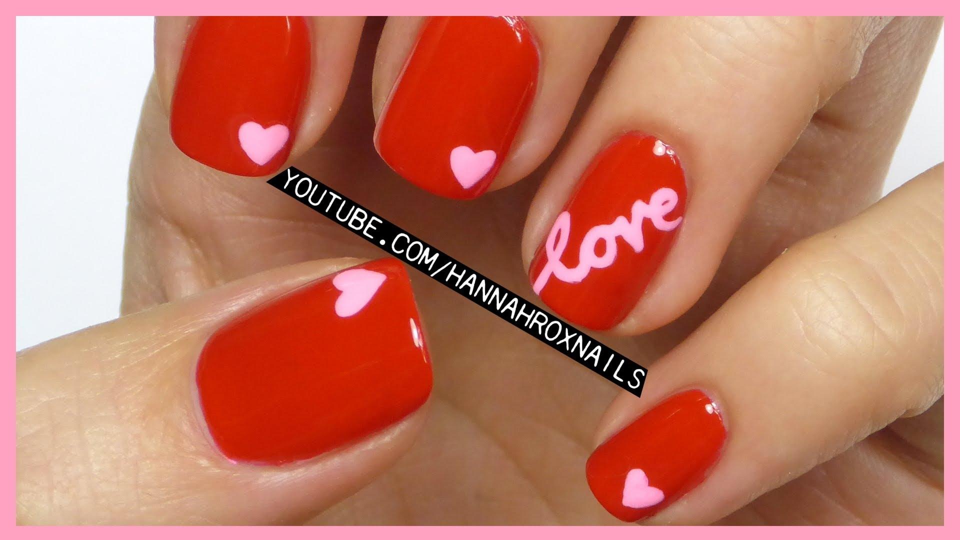 Valentines Day Stiletto Nails Best Nail Designs 2018